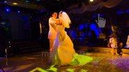 Оформление свадьбы светом
