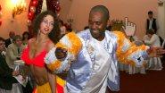 Зажигательное кубинское шоу