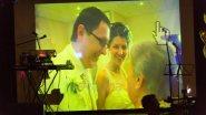 Слайд-шоу «История нашей любви» + проектор